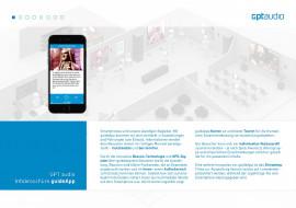 guideApp Broschüre